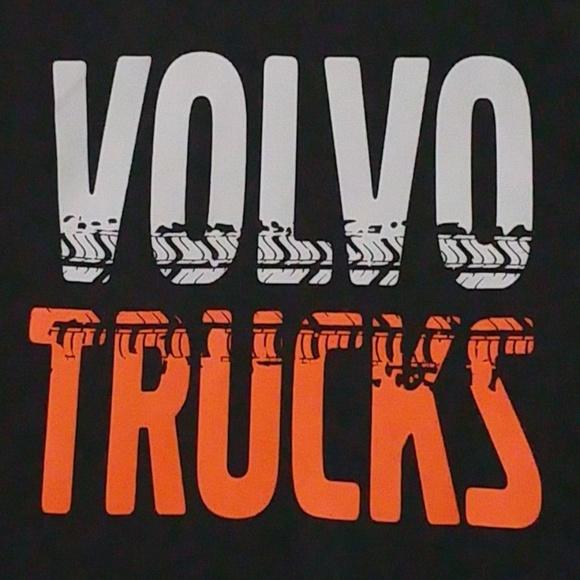 27ae906ce Volvo Trucks Tee NWT NWT